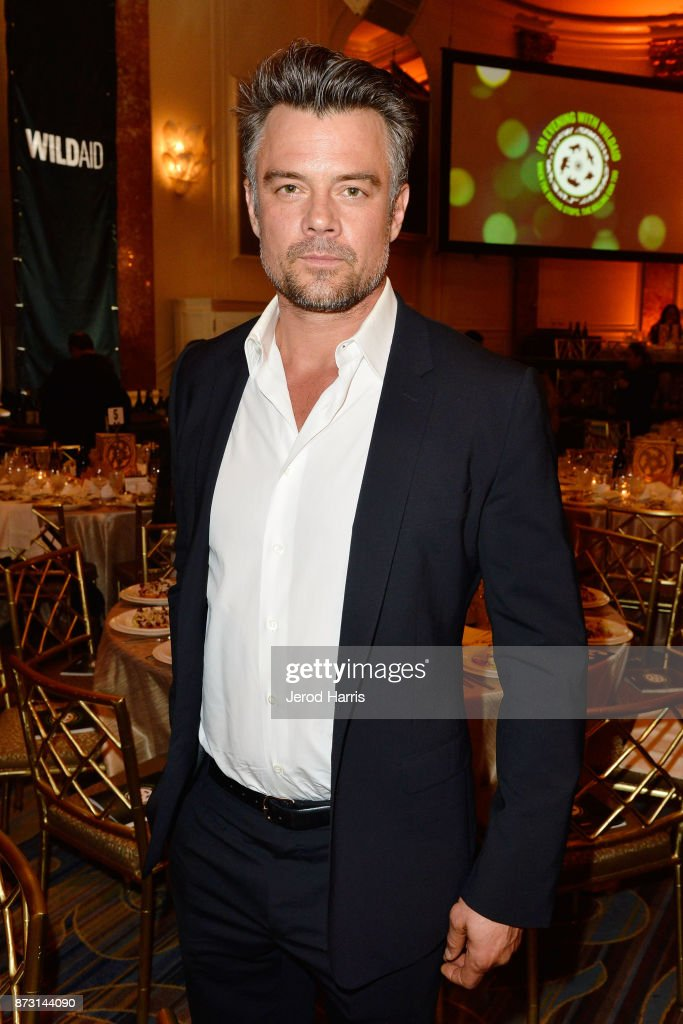 Actor Josh Duhamel attends an 'Evening With WildAid' at the Beverly Wilshire Four Seasons Hotel on November 11, 2017 in Beverly Hills, California.