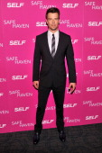 Actor Josh Duhamel attends SELF Magazine and Relativity Media's special New York screening of 'Safe Haven' at Landmark Theatres Sunshine Cinema on...
