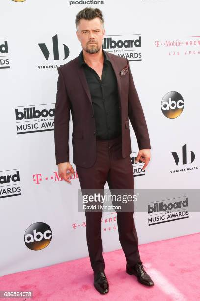 Actor Josh Duhamel attends the 2017 Billboard Music Awards at the TMobile Arena on May 21 2017 in Las Vegas Nevada