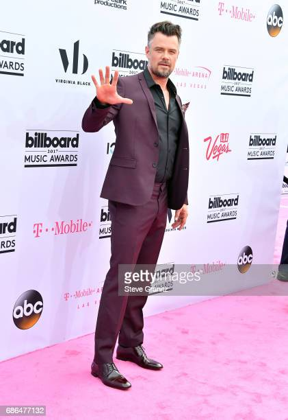 Actor Josh Duhamel attends the 2017 Billboard Music Awards at TMobile Arena on May 21 2017 in Las Vegas Nevada