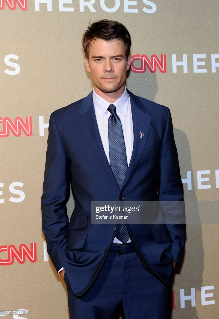 Actor Josh Duhamel attends the CNN Heroes: An All Star Tribute at The Shrine Auditorium on December 2, 2012 in Los Angeles, California. 23046_005_SK_0180.JPG