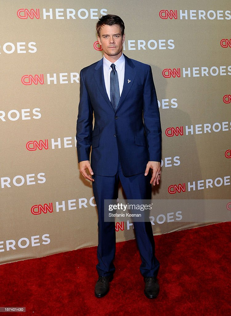 Actor Josh Duhamel attends the CNN Heroes: An All Star Tribute at The Shrine Auditorium on December 2, 2012 in Los Angeles, California. 23046_005_SK_0186.JPG