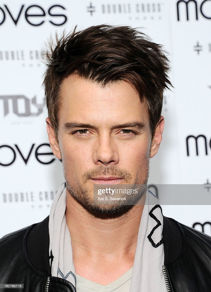 Actor <a gi-track='captionPersonalityLinkClicked' href=/galleries/search?phrase=Josh+Duhamel&family=editorial&specificpeople=208740 ng-click='$event.stopPropagation()'>Josh Duhamel</a> attends the Moves' 2013 Spring Fashion Issue Mens Cover Party at TOY at Gansevoort Hotel on February 26, 2013 in New York City.