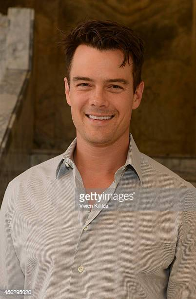 Actor Josh Duhamel attends the opening night tribute at the San Diego Film Festival 2014 on September 27 2014 in San Diego California