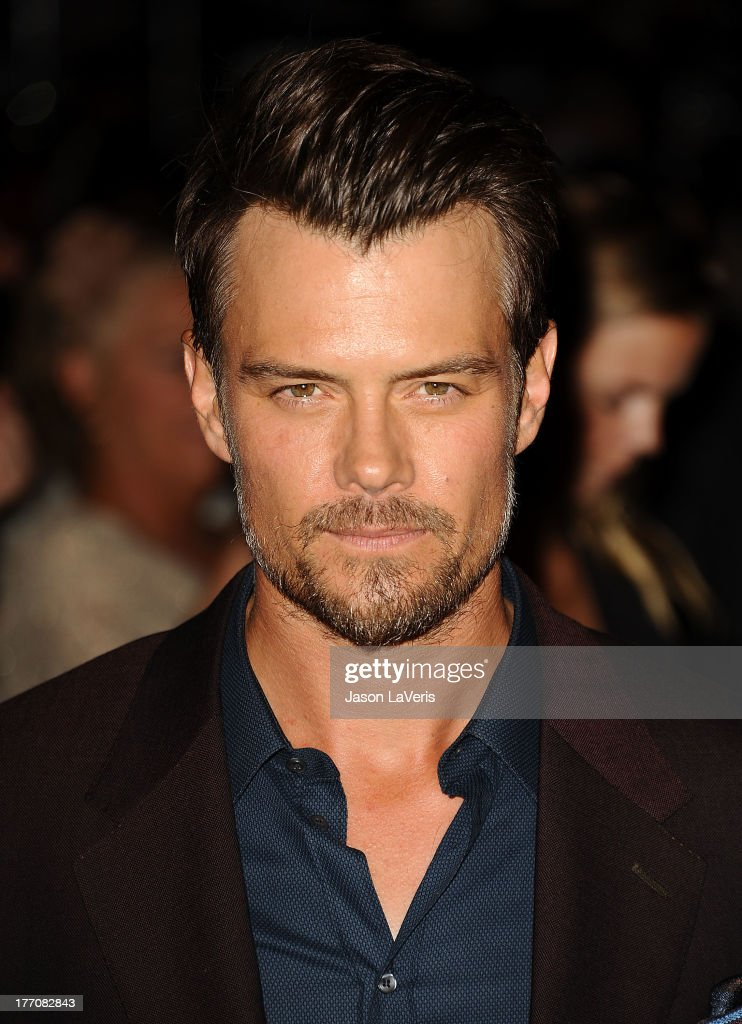Actor <a gi-track='captionPersonalityLinkClicked' href=/galleries/search?phrase=Josh+Duhamel&family=editorial&specificpeople=208740 ng-click='$event.stopPropagation()'>Josh Duhamel</a> attends the premiere of 'Scenic Route' at Chinese 6 Theater Hollywood on August 20, 2013 in Hollywood, California.