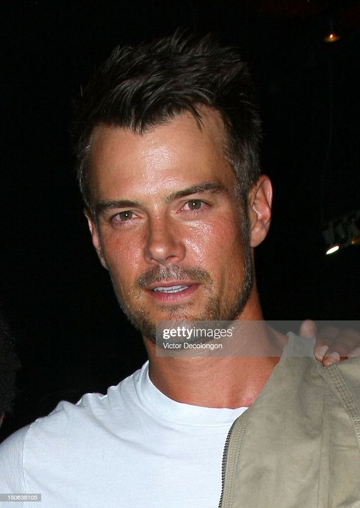 Actor Josh Duhamel attends the screening of 'Alekesam' at Sonos Studio on August 22, 2012 in Los Angeles, California.