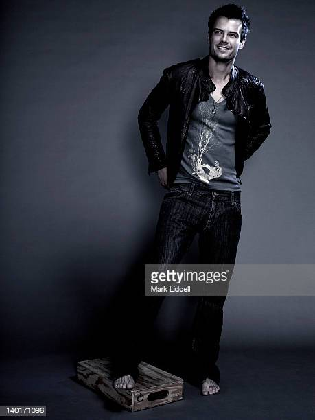 Actor Josh Duhamel is photographed for D Magazine on June 1 2007 in Los Angeles California