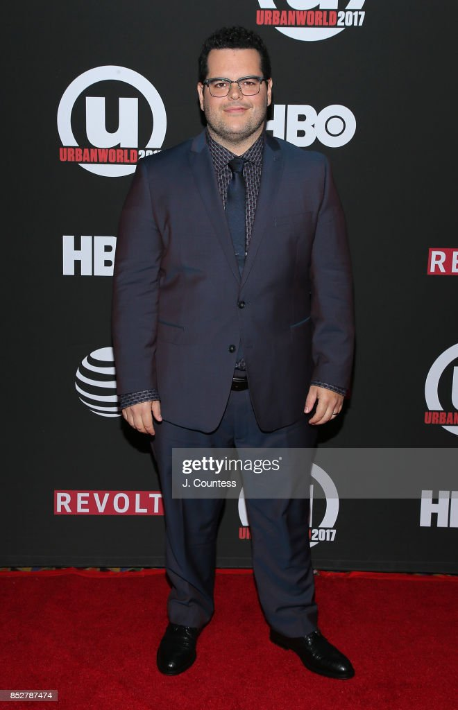 Actor Josh Gad attends the 21st Annual Urbanworld Film Festival at AMC Empire 25 theater on September 23, 2017 in New York City.