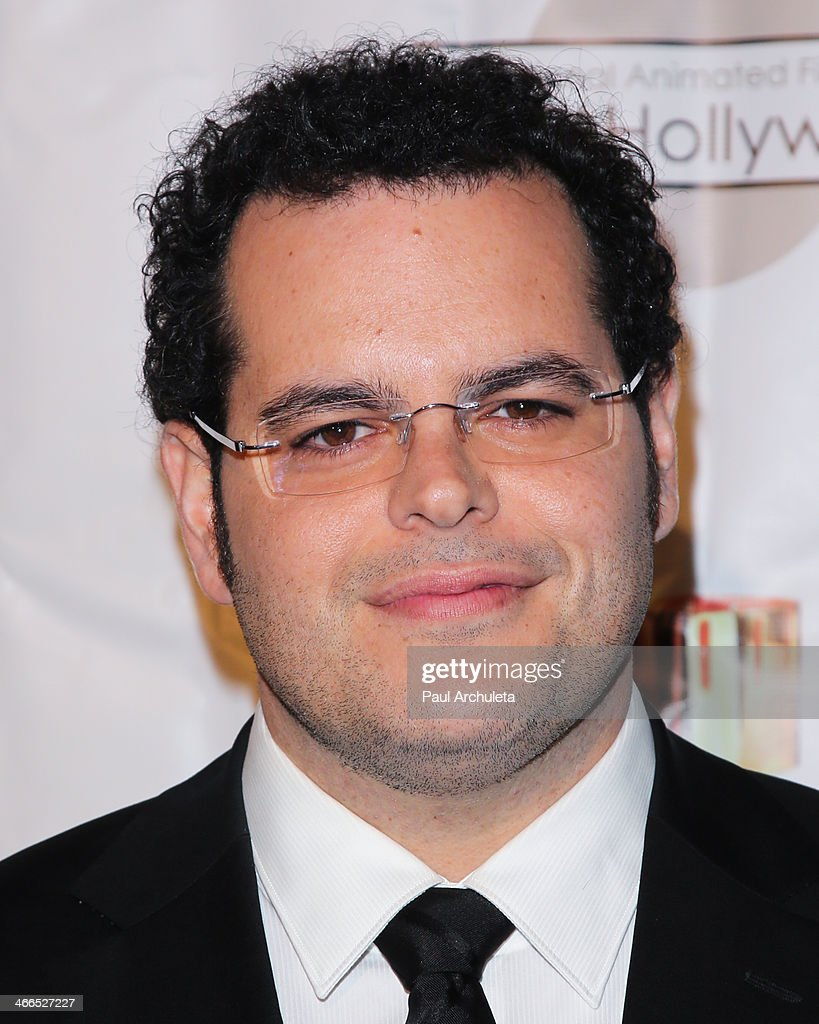 Actor <a gi-track='captionPersonalityLinkClicked' href=/galleries/search?phrase=Josh+Gad&family=editorial&specificpeople=4196023 ng-click='$event.stopPropagation()'>Josh Gad</a> attends the 41st annual Annie Awards at Royce Hall, UCLA on February 1, 2014 in Westwood, California.
