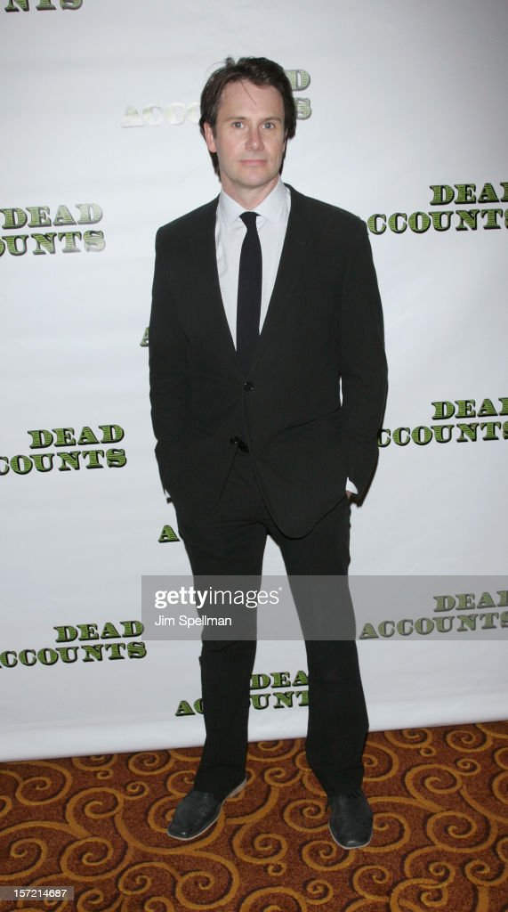 Actor Josh Hamilton attends 'Dead Accounts' Broadway Opening Night After Party at Gotham Hall on November 29, 2012 in New York City.
