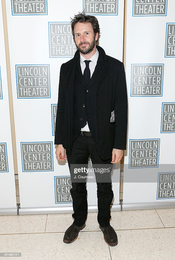 Actor Josh Hamilton attends the afterparty for the opening night of 'Shakespeare's Macbeth' at Avery Fisher Hall, Lincoln Center on November 21, 2013 in New York City.