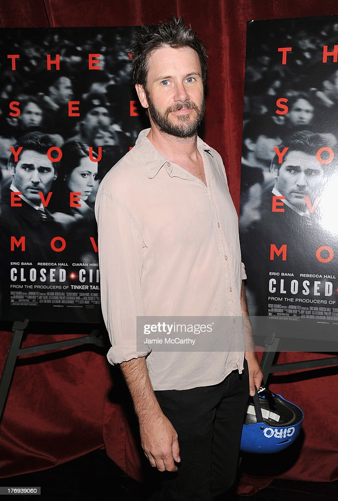 Actor Josh Hamilton attends the 'Closed Circuit' screening at Tribeca Grand Hotel - Screening Room on August 19, 2013 in New York City.