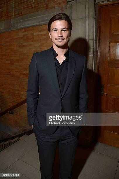Actor Josh Hartnett attends Showtime's 'PENNY DREADFUL' world premiere at The High Line Hotel on May 6 2014 in New York City