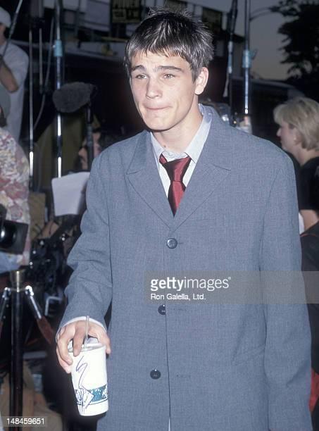 actor josh hartnett attends the halloween h20 20 years later westwood premiere on july - Josh Hartnett Halloween