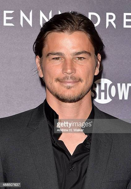Actor Josh Hartnett attends the 'Penny Dreadful' series world premiere at The Highline Hotel on May 6 2014 in New York City