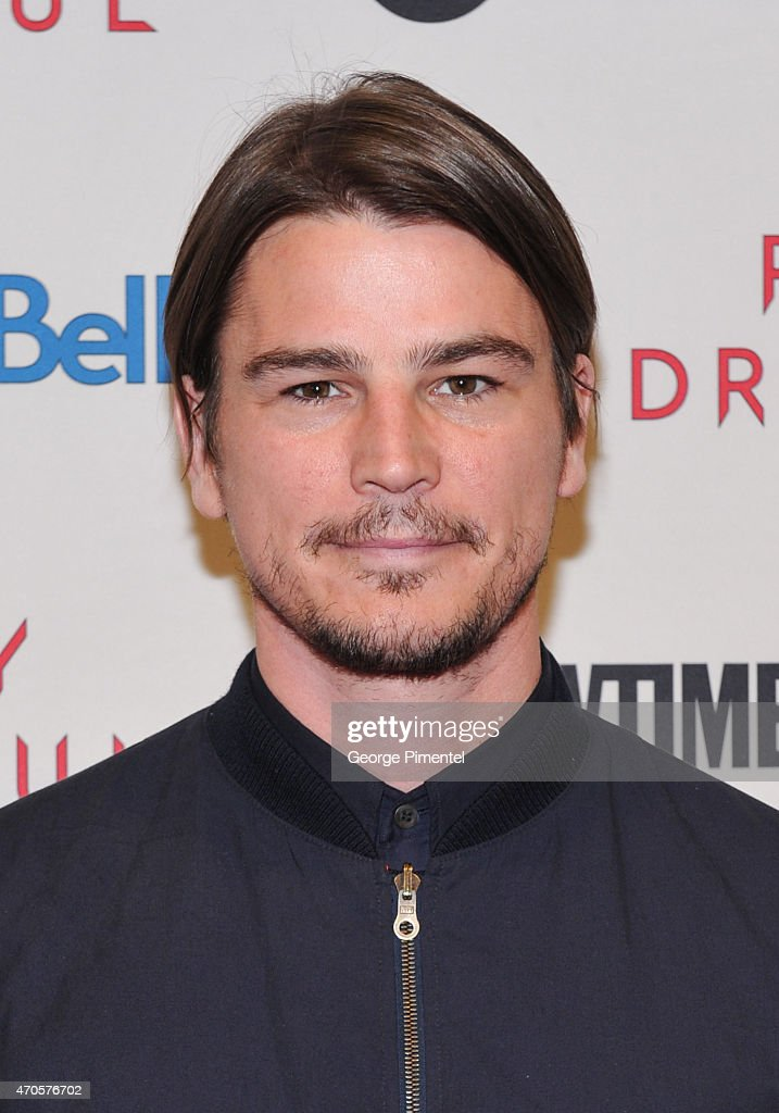 Actor <a gi-track='captionPersonalityLinkClicked' href=/galleries/search?phrase=Josh+Hartnett&family=editorial&specificpeople=206503 ng-click='$event.stopPropagation()'>Josh Hartnett</a> attends the Showtime's 'Penny Dreadful' Season 2 Premiere at TIFF Bell Lightbox on April 21, 2015 in Toronto, Canada.