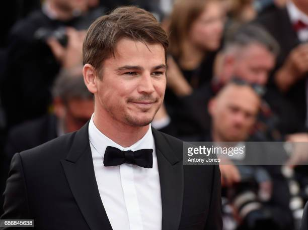 Actor Josh Hartnett attends the 'The Killing Of A Sacred Deer' screening during the 70th annual Cannes Film Festival at Palais des Festivals on May...