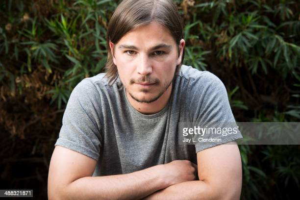 Actor Josh Hartnett is photographed for Los Angeles Times on April 25 2014 in Malibu California PUBLISHED IMAGE CREDIT MUST READ Jay L Clendenin/Los...