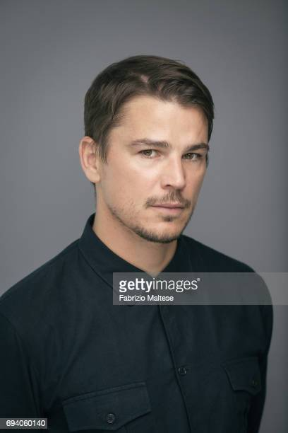 Actor Josh Hartnett is photographed for the Hollywood Reporter on May 22 2017 in Cannes France