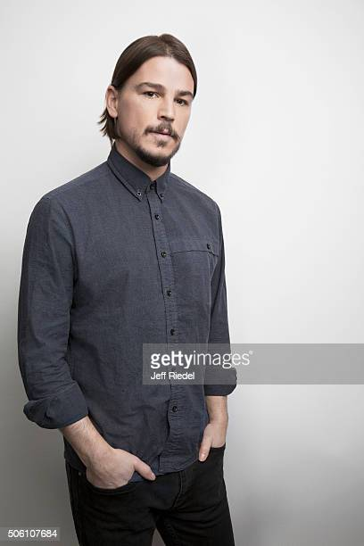 Actor Josh Hartnett is photographed for TV Guide Magazine on January 12 2015 in Pasadena California