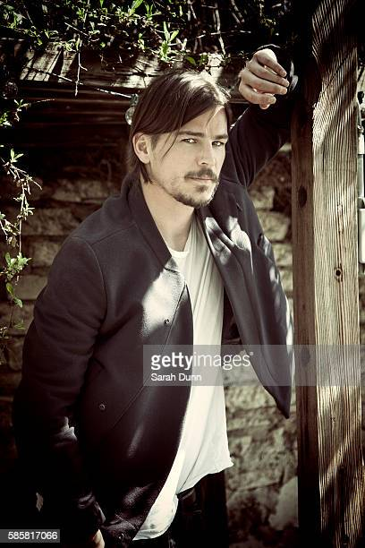 Actor Josh Hartnett is photographed on March 15 2014 in Los Angeles United States