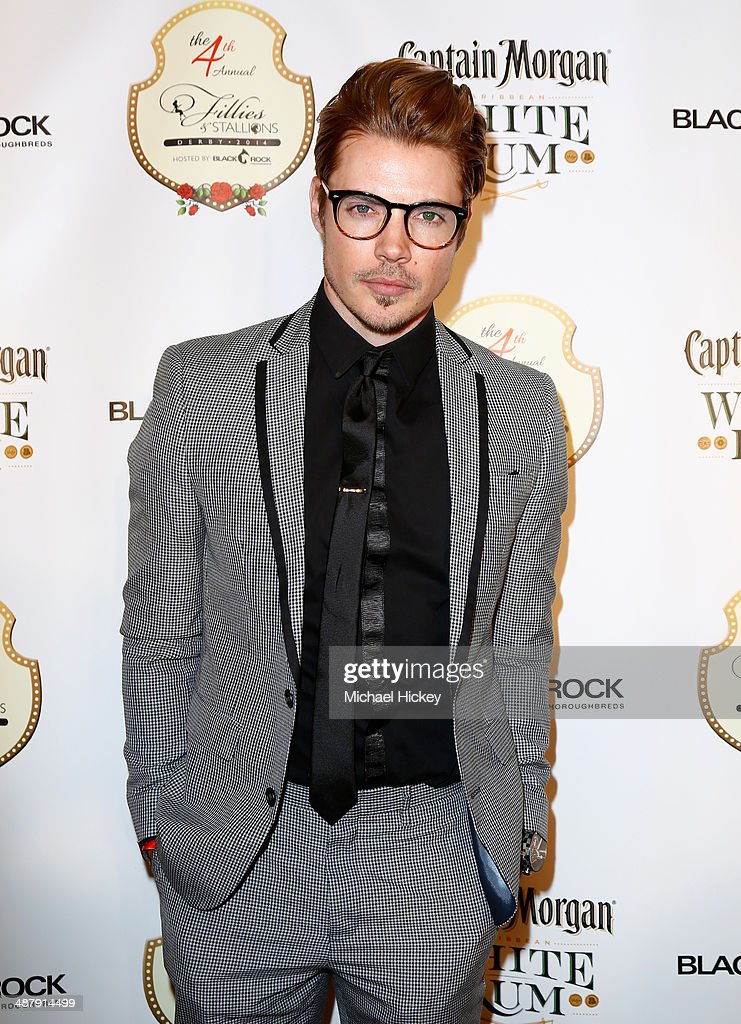 Actor <a gi-track='captionPersonalityLinkClicked' href=/galleries/search?phrase=Josh+Henderson+-+Actor&family=editorial&specificpeople=635918 ng-click='$event.stopPropagation()'>Josh Henderson</a> attends the Fourth Annual Fillies & Stallions party sponsored by Captain Morgan White Rum at Mellwood Arts Center on May 2, 2014 in Louisville, Kentucky.