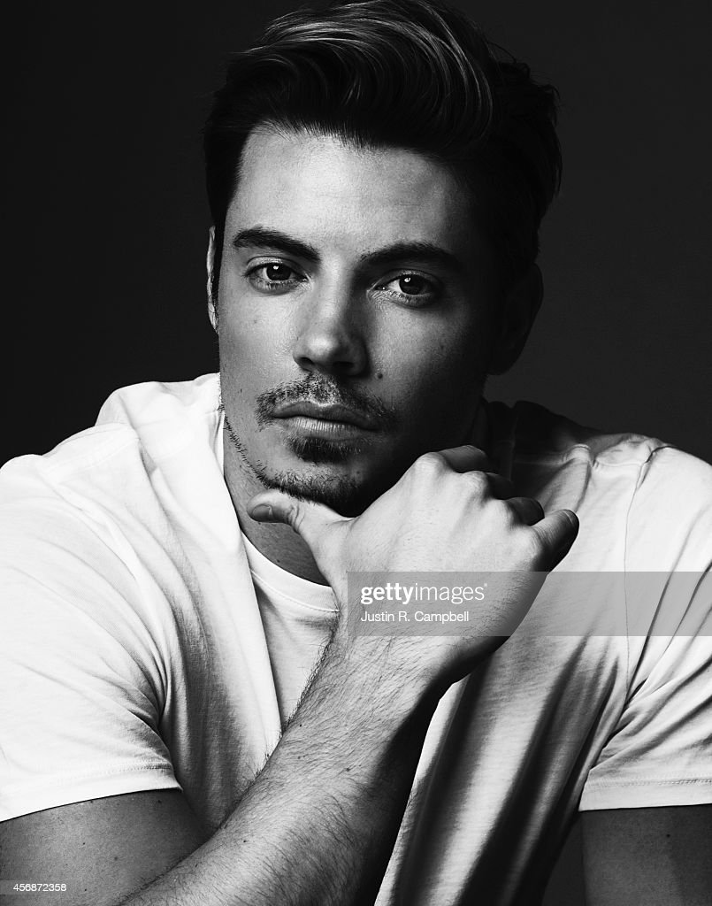 Josh Henderson, Just Jared, August 28, 2014