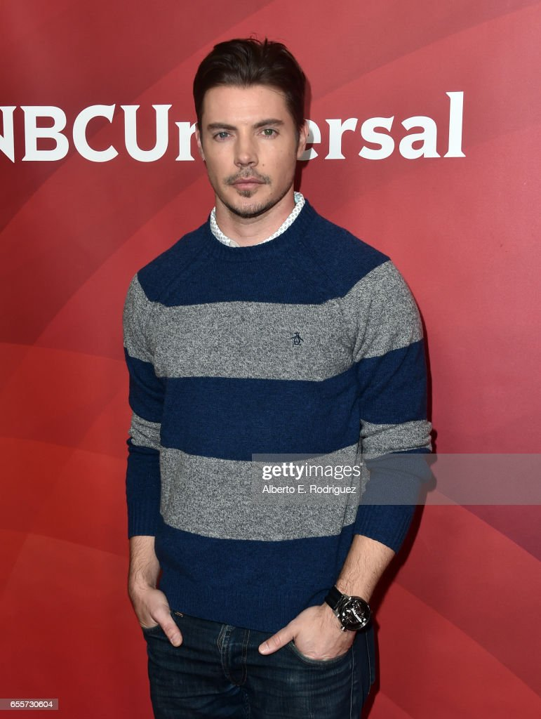 Actor Josh Henderson of 'The Arrangement' attends the 2017 NBCUniversal Summer Press Day at The Beverly Hilton Hotel on March 20, 2017 in Beverly Hills, California.