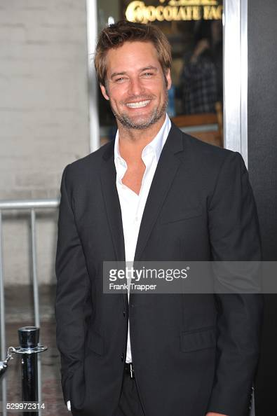 Actor Josh Holloway arrives at the Premiere of Paramount Pictures' 'Super 8' held at the Regency Village Theater in Westwood