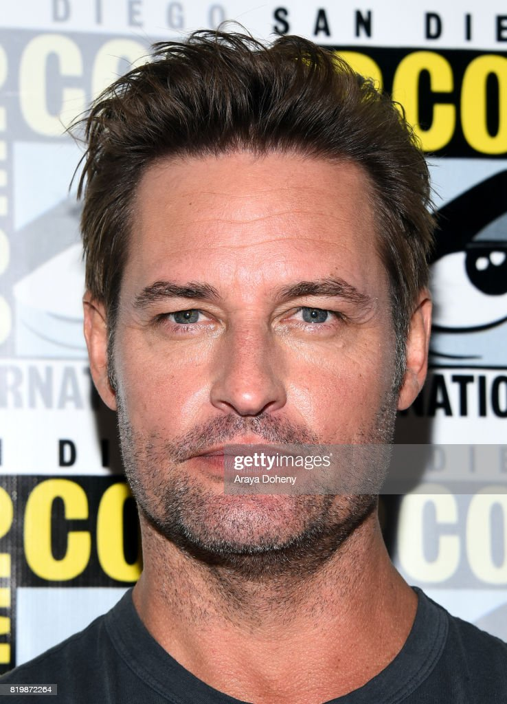 Actor Josh Holloway at the 'Colony' press line during Comic-Con International 2017 at Hilton Bayfront on July 20, 2017 in San Diego, California.