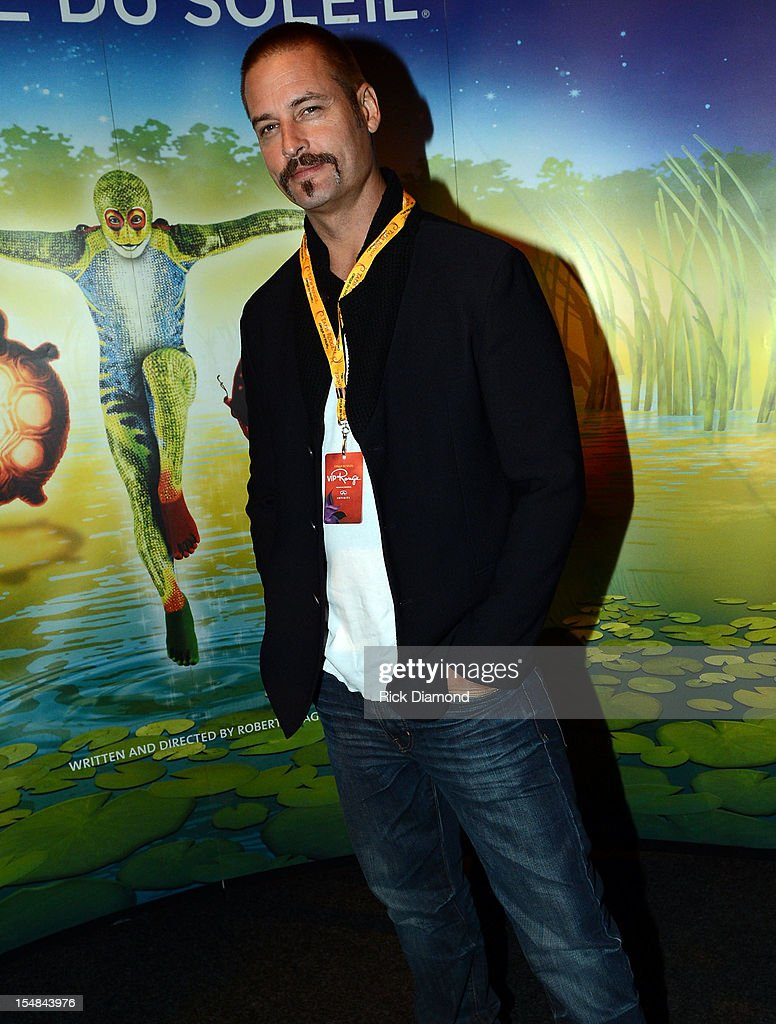 Actor Josh Holloway attends Cirque du Soleil TOTEM Premiere at Atlantic Station on October 26, 2012 in Atlanta, Georgia.