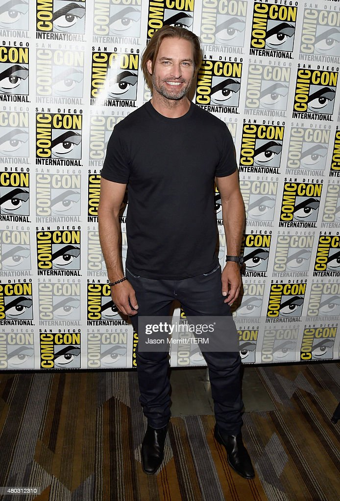 "Comic-Con International 2015 - ""Colony"" Press Room"