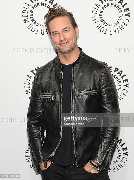 Actor Josh Holloway attends The Paley Center For Media's PaleyFest 2014 Honoring 'Lost 10th Anniversary Reunion' at Dolby Theatre on March 16 2014 in...