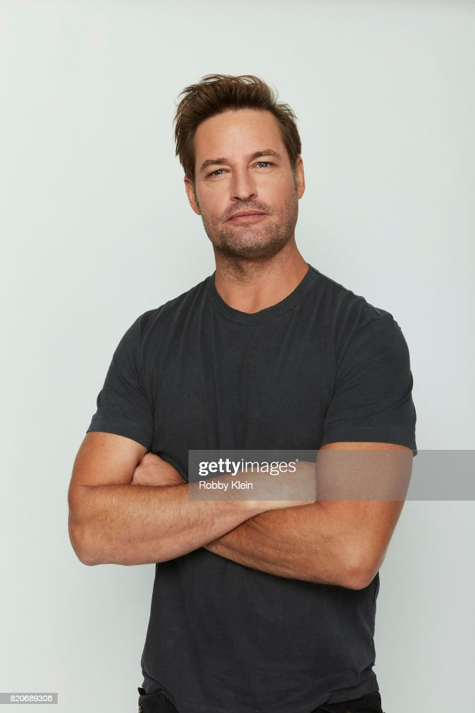 Actor Josh Holloway of USA Network's 'Colony' poses for a portrait during Comic-Con 2017 at Hard Rock Hotel San Diego on July 20, 2017 in San Diego, California.