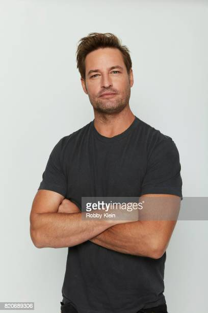 Actor Josh Holloway of USA Network's 'Colony' poses for a portrait during ComicCon 2017 at Hard Rock Hotel San Diego on July 20 2017 in San Diego...