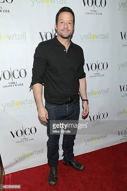Actor Josh Hopkins attends the Yellowtail Sunset Grand Opening on February 6 2015 in West Hollywood California