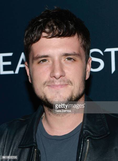 Actor Josh Hutcherson attends the 2017 Screamfest Horror Film Festival at TCL Chinese 6 Theatres on October 15 2017 in Hollywood California