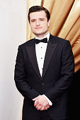 Actor Josh Hutcherson attends the 87th Annual Academy Awards at Hollywood Highland Center on February 22 2015 in Hollywood California