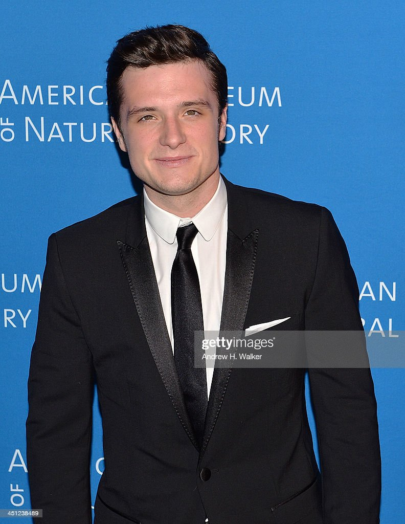 Actor <a gi-track='captionPersonalityLinkClicked' href=/galleries/search?phrase=Josh+Hutcherson&family=editorial&specificpeople=673588 ng-click='$event.stopPropagation()'>Josh Hutcherson</a> attends the American Museum Of Natural History's 2013 Museum Gala at American Museum of Natural History on November 21, 2013 in New York City.