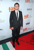 Actor Josh Hutcherson attends the 'Escobar Paradise Lost' premiere during the 2014 Toronto International Film Festival at Roy Thomson Hall on...