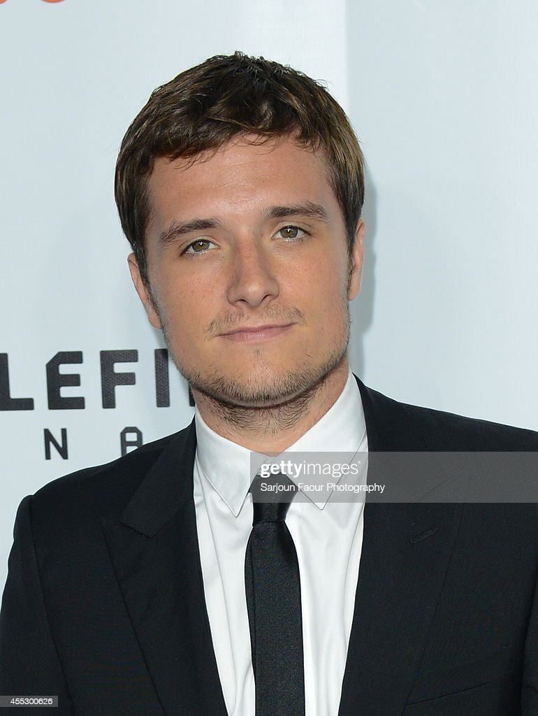 Actor <a gi-track='captionPersonalityLinkClicked' href=/galleries/search?phrase=Josh+Hutcherson&family=editorial&specificpeople=673588 ng-click='$event.stopPropagation()'>Josh Hutcherson</a> attends the 'Escobar: Paradise Lost' premiere during the 2014 Toronto International Film Festival at Roy Thomson Hall on September 11, 2014 in Toronto, Canada.