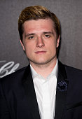 Actor Josh Hutcherson attends 'The Hunger Games Mockingjay Part 1' party at the 67th Annual Cannes Film Festival on May 17 2014 in Cannes France