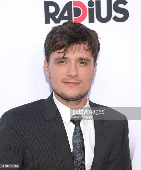Actor Josh Hutcherson attends the premiere of 'Escobar Paradise Lost' at ArcLight Hollywood on June 22 2015 in Hollywood California