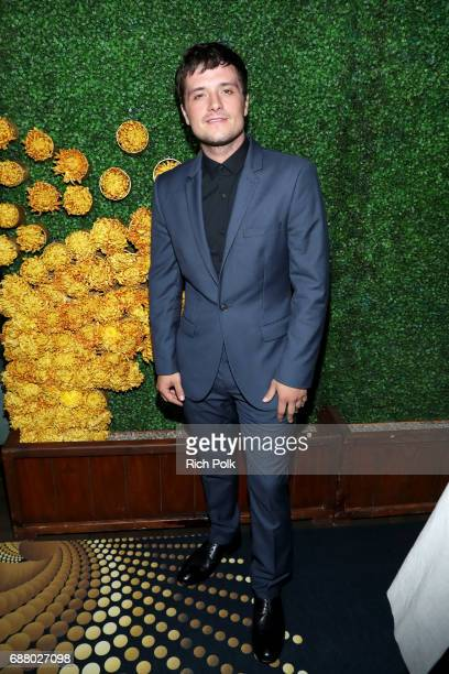 Actor Josh Hutcherson attends the Sony Pictures Television LA Screenings Party at Catch LA on May 24 2017 in Los Angeles California