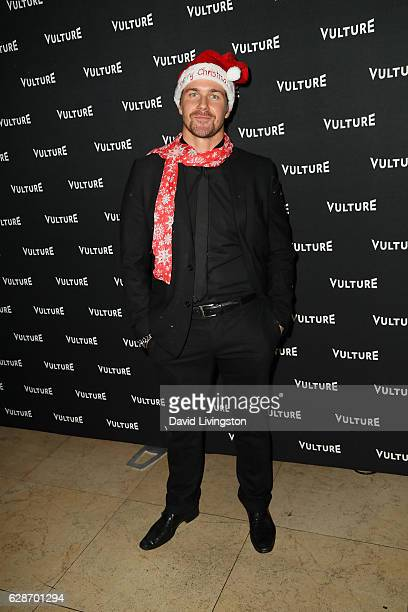Actor Josh Kelly arrives at the Vulture Awards Season Party at the Sunset Tower Hotel on December 8 2016 in West Hollywood California