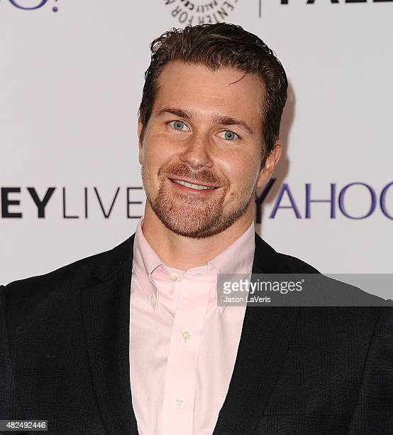 Actor Josh Kelly attends an evening with Lifetime's 'UnREAL' at The Paley Center for Media on July 30 2015 in Beverly Hills California