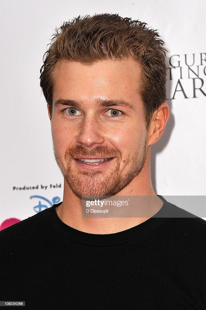 Actor <a gi-track='captionPersonalityLinkClicked' href=/galleries/search?phrase=Josh+Kelly+-+Actor&family=editorial&specificpeople=15068363 ng-click='$event.stopPropagation()'>Josh Kelly</a> attends Disney On Ice's 'Princess Wishes' opening night at Madison Square Garden on January 21, 2011 in New York City.