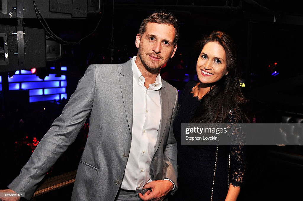 Actor Josh Lucas and Jessica Lucas attend the Opening Night After Party and Performance during the 2013 Tribeca Film Festival on April 17 2013 in New...