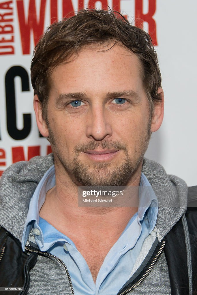 Actor <a gi-track='captionPersonalityLinkClicked' href=/galleries/search?phrase=Josh+Lucas&family=editorial&specificpeople=216514 ng-click='$event.stopPropagation()'>Josh Lucas</a> attends 'The Anarchist' Broadway Opening Night at John Golden Theatre on December 2, 2012 in New York City.