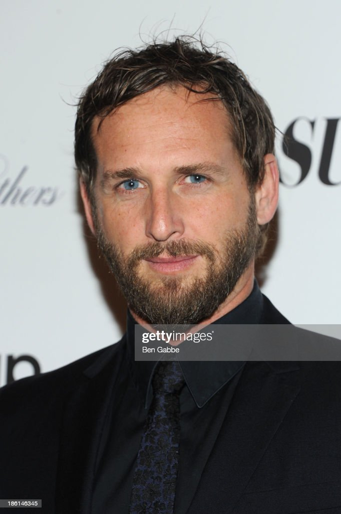 Actor <a gi-track='captionPersonalityLinkClicked' href=/galleries/search?phrase=Josh+Lucas&family=editorial&specificpeople=216514 ng-click='$event.stopPropagation()'>Josh Lucas</a> attends the 'Big Sur' premiere at Sunshine Landmark on October 28, 2013 in New York City.